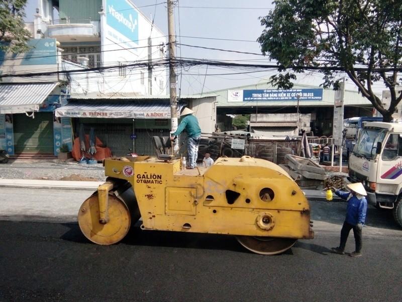 Hơn 50 doanh nghiệp dừng hoạt động vì nâng 3,5 km đường - ảnh 1