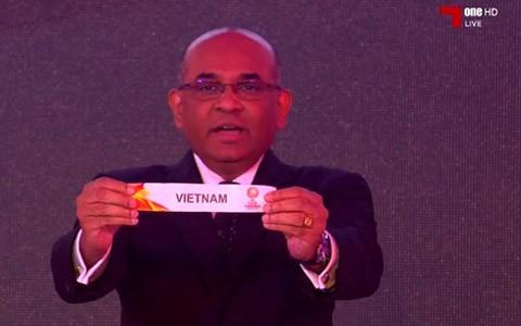Bốc thăm chia bảng VCK U23 châu Á: Việt Nam gặp khó đối đầu với Úc và UAE. - ảnh 2