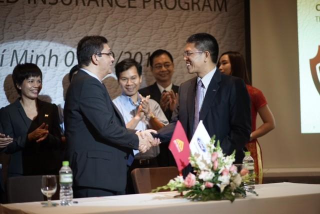 Ford Việt Nam hợp tác với Bảo Hiểm AAA  - ảnh 1