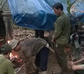 Bắt hai đối tượng săn bắt thú quý hiếm trong Vườn quốc gia Cát Tiên - ảnh 1