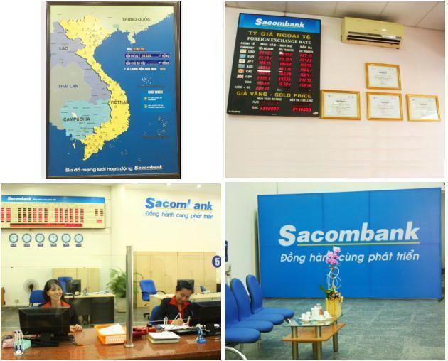Sacombank - Ngày đầu tiên sáp nhập - ảnh 7