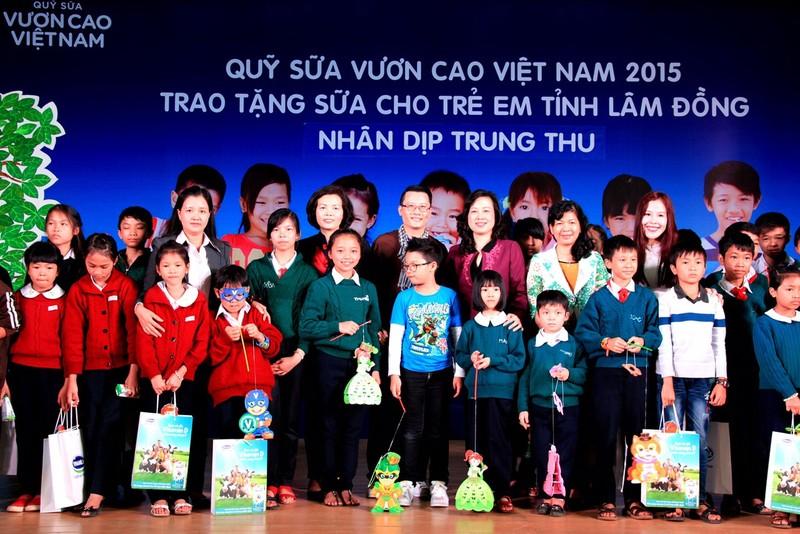 Mang niềm vui đến với trẻ em Lâm Đồng - ảnh 1
