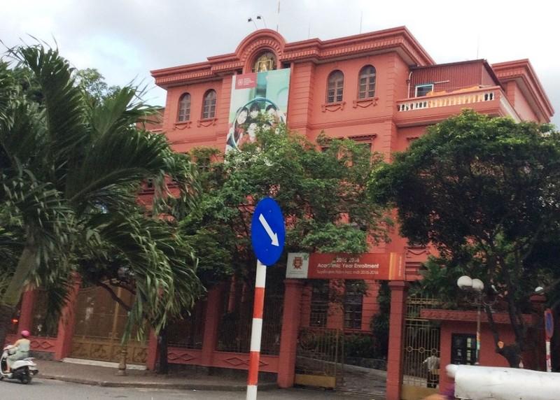 Trường Dân lập Quốc tế Việt Úc cơ sở Phan Xích Long (quận Bình Thạnh)