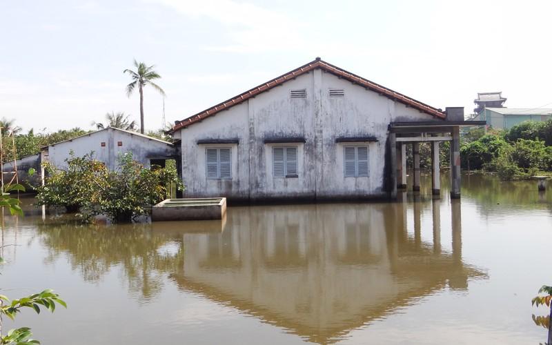 Hi hữu: Nhà ở Sài Gòn ngập úng suốt 6 năm - ảnh 2