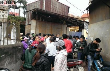 Hà Nội: Cả nhà bị sát hại,  hai người tử vong - ảnh 1