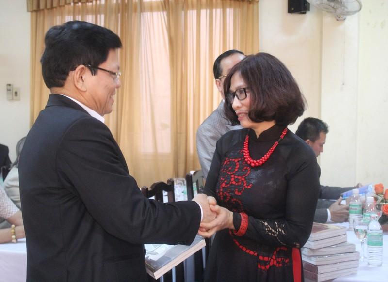 Ra mắt sách về cố Bí thư Thành ủy Đà Nẵng Nguyễn Bá Thanh - ảnh 3
