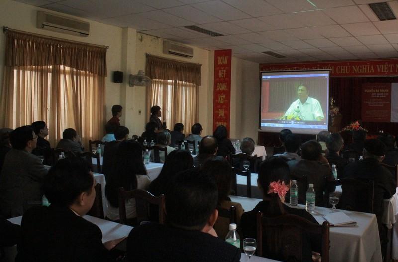 Ra mắt sách về cố Bí thư Thành ủy Đà Nẵng Nguyễn Bá Thanh - ảnh 4