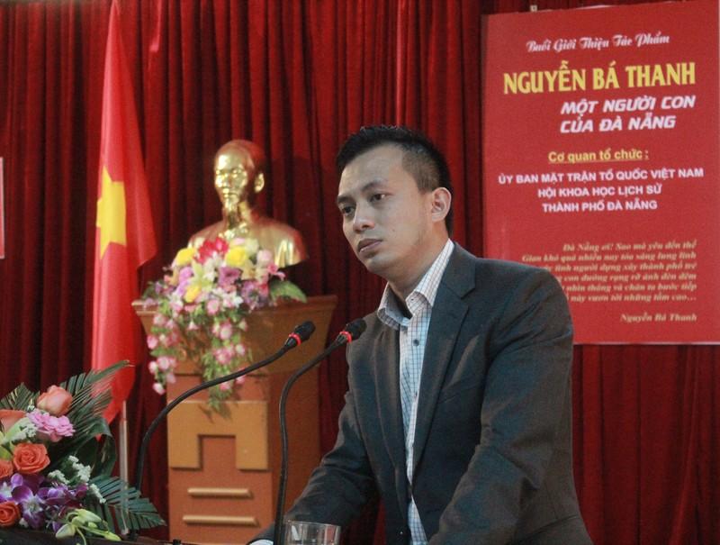 Ra mắt sách về cố Bí thư Thành ủy Đà Nẵng Nguyễn Bá Thanh - ảnh 5