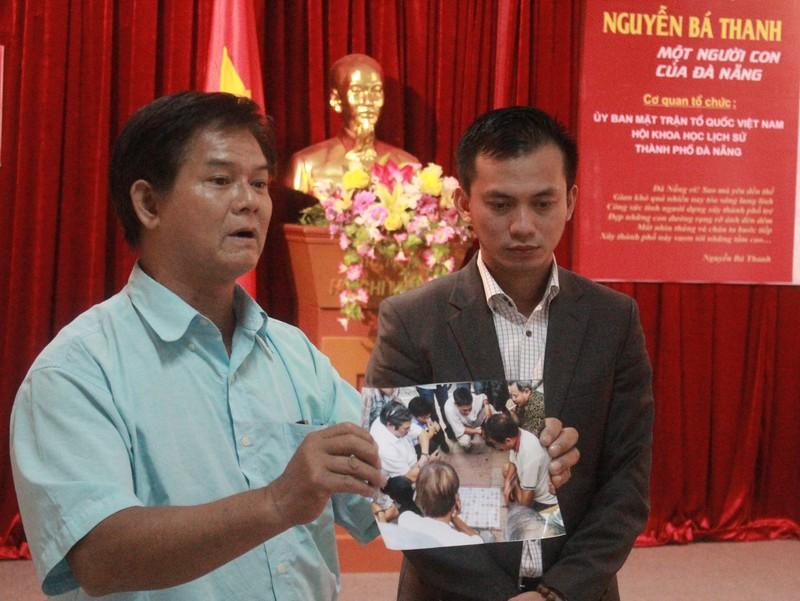 Ra mắt sách về cố Bí thư Thành ủy Đà Nẵng Nguyễn Bá Thanh - ảnh 6