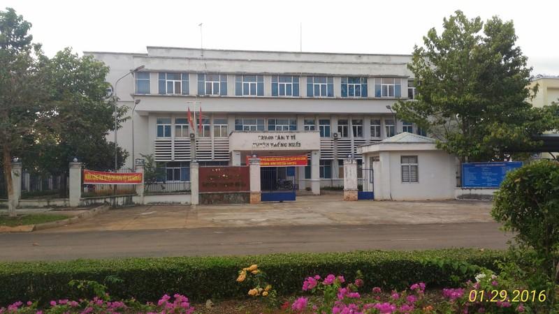 Trung tâm y tế bị trộm gần 200 triệu đồng - ảnh 1