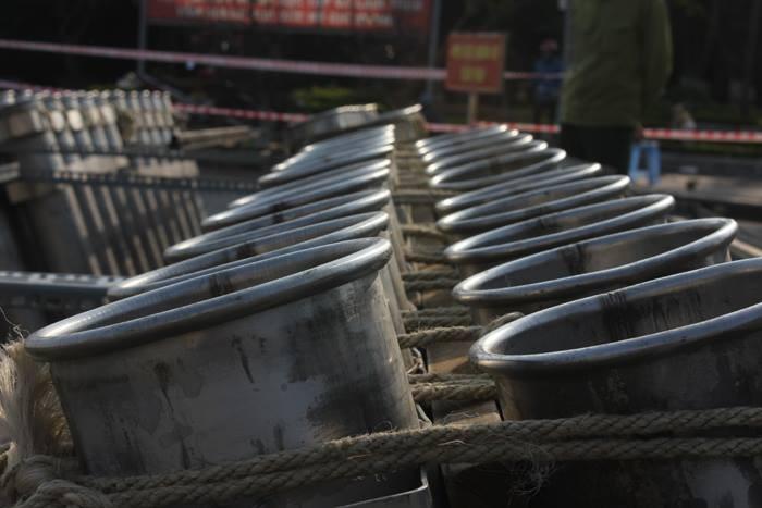 Hà Nội: Sẵn sàng khai hỏa 31 trận địa pháo trong đêm giao thừa - ảnh 5