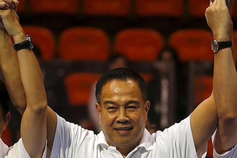 Liên đoàn bóng đá Thái có tân chủ tịch là tỉ phú - ảnh 1