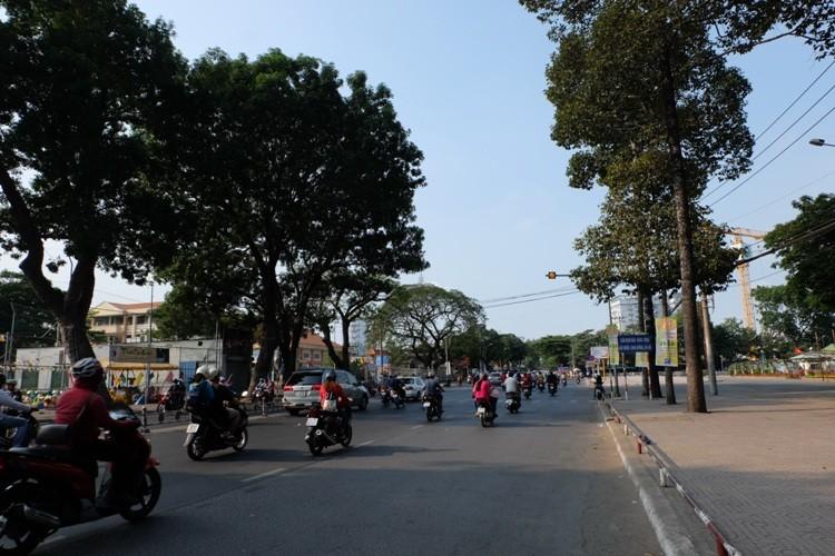 Đường Sài Gòn dễ thở trong ngày đầu tiên đi làm  - ảnh 5