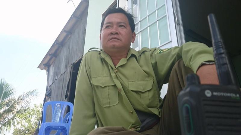 Báo động cháy rừng U Minh Hạ - ảnh 2