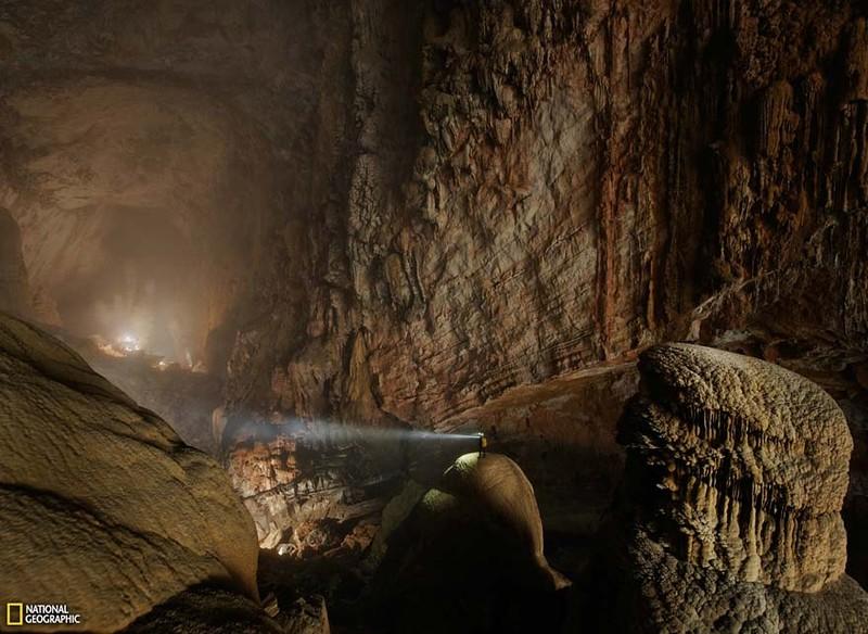 Hang Sơn Đoòng lọt top hang động kỳ vĩ nhất thế giới - ảnh 1
