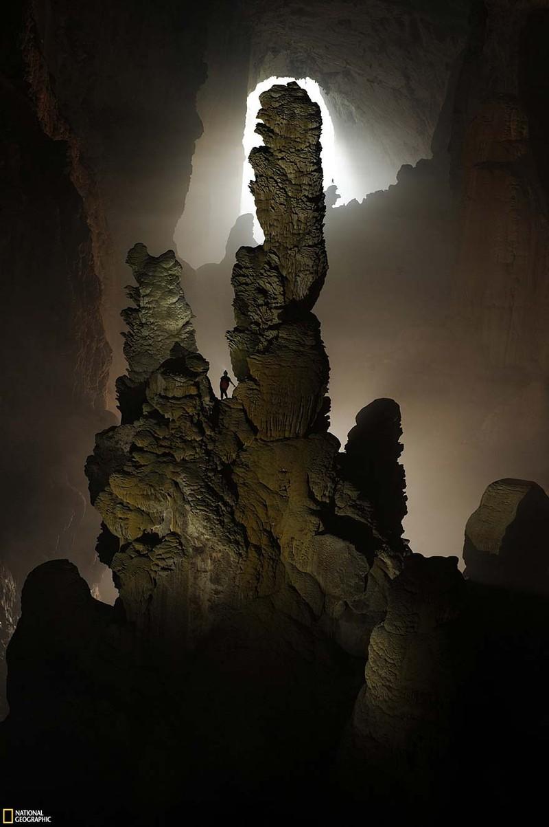 Hang Sơn Đoòng lọt top hang động kỳ vĩ nhất thế giới - ảnh 2