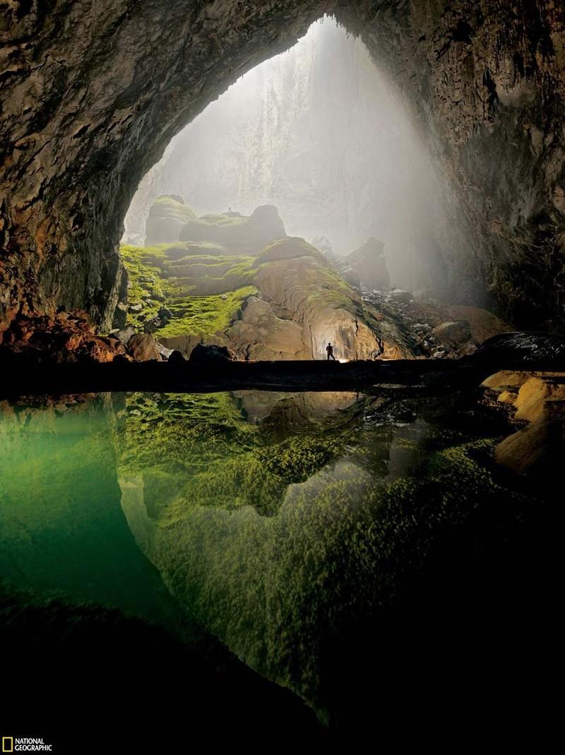 Hang Sơn Đoòng lọt top hang động kỳ vĩ nhất thế giới - ảnh 3