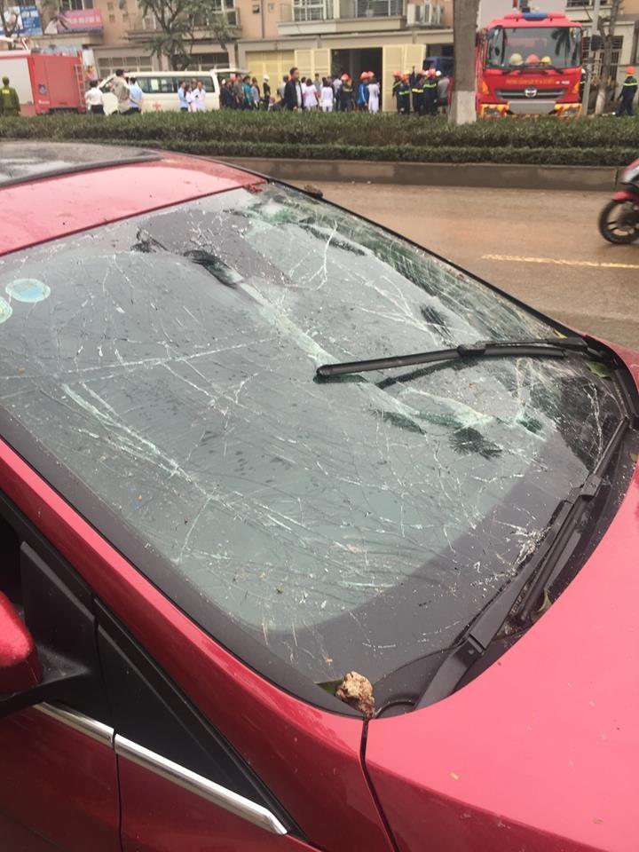 Chùm ảnh hiện trường vụ nổ kinh hoàng ở Văn Phú - Hà Đông - ảnh 13
