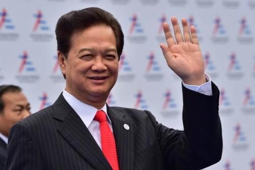 Thủ tướng Nguyễn Tấn Dũng nói lời chia tay… - ảnh 1