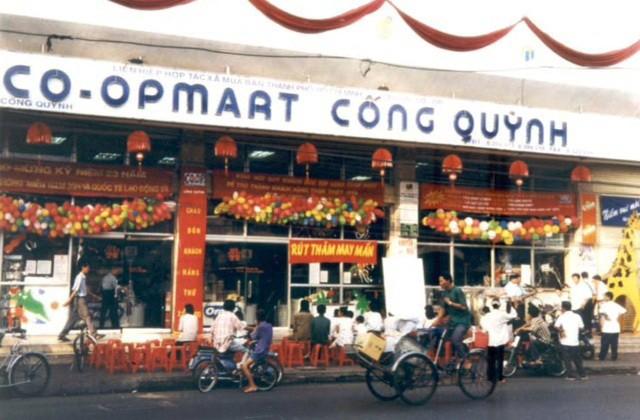 """""""Ngôi chợ hiện đại"""" đầu tiên ở Sài Gòn - ảnh 1"""