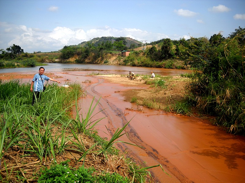 Hãy cứu dòng sông Ba - ảnh 14