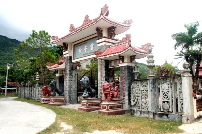 Chiêm ngưỡng chiếc trống độc nhất vô nhị ở ngôi chùa quê - ảnh 2