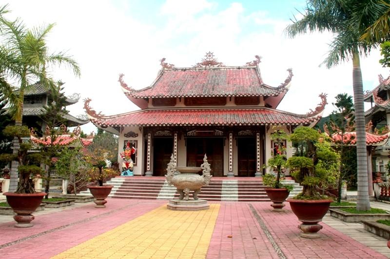 Chiêm ngưỡng chiếc trống độc nhất vô nhị ở ngôi chùa quê - ảnh 8