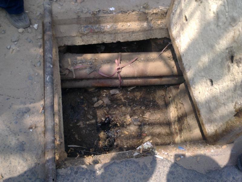 Công trình ngầm 'đụng độ' dưới lòng đất Sài Gòn - ảnh 3