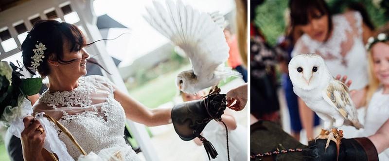Cô dâu cạo đầu trong ngày cưới để động viên chồng ung thư - ảnh 3