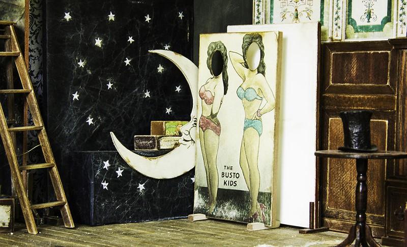 Mê mẩn với studio tí hon của nghệ nhân Alamedy Diorama  - ảnh 5