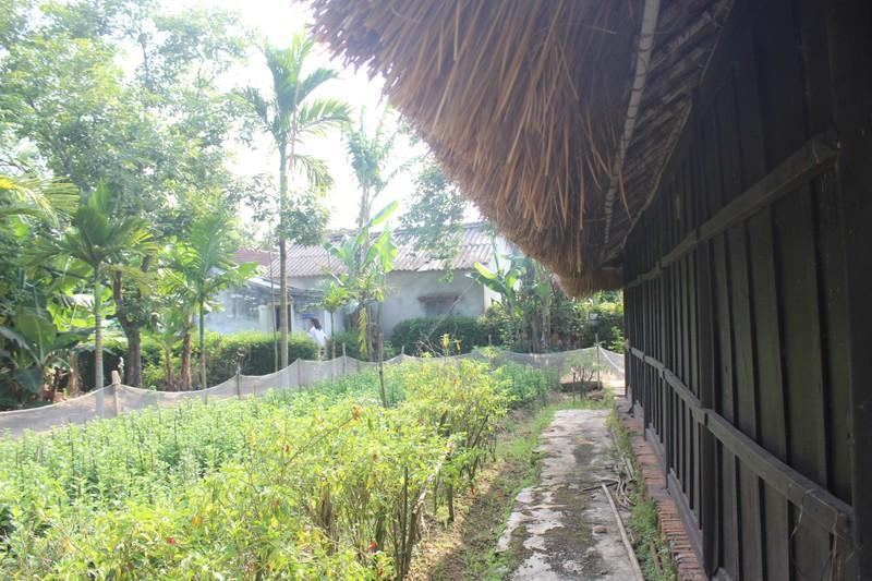 Thăm căn nhà ghi dấu tuổi thơ Bác Hồ - ảnh 9