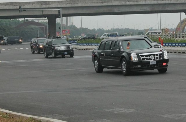 Chùm ảnh: Lễ đón chính thức Tổng thống Obama  - ảnh 4