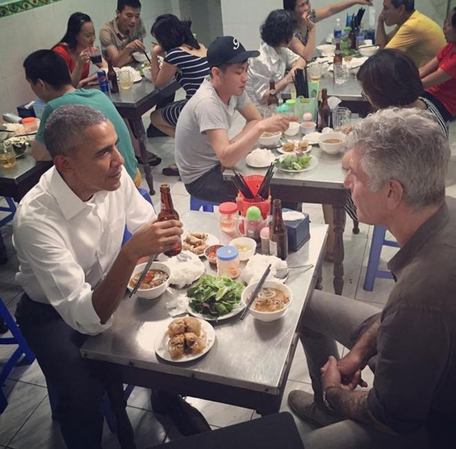 Chuyến đi của Tống thống Obama dưới ống kính PV nước ngoài - ảnh 15