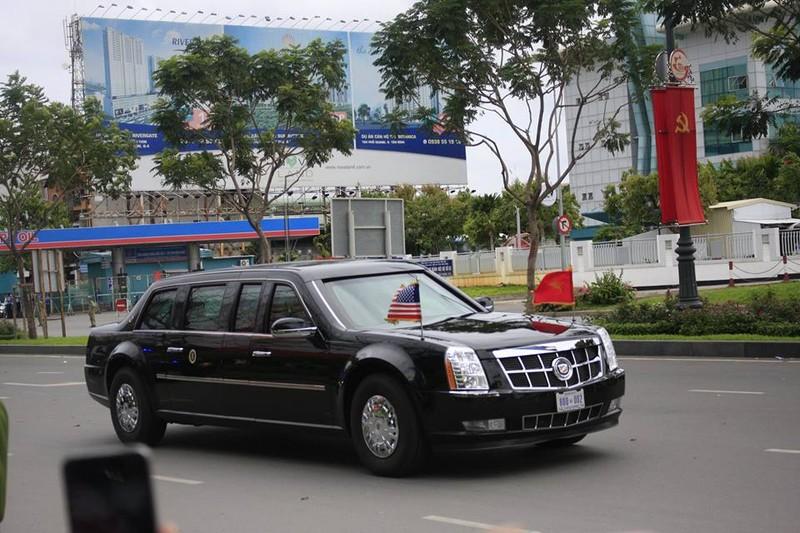 Chuyên cơ của Tổng thống Obama đã rời Việt Nam - ảnh 10