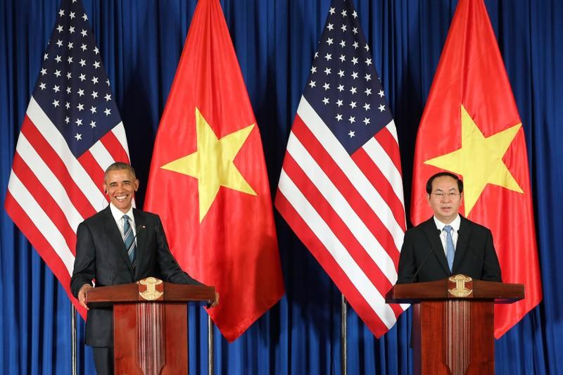 Chuyến đi của Tống thống Obama dưới ống kính PV nước ngoài - ảnh 9