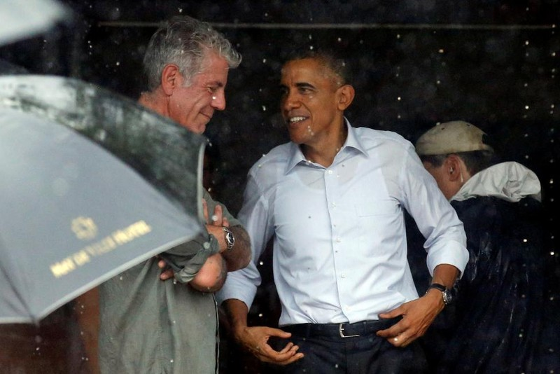 Chuyến đi của Tống thống Obama dưới ống kính PV nước ngoài - ảnh 18