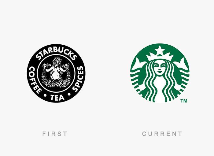 20 logo nổi tiếng xưa và nay - ảnh 1