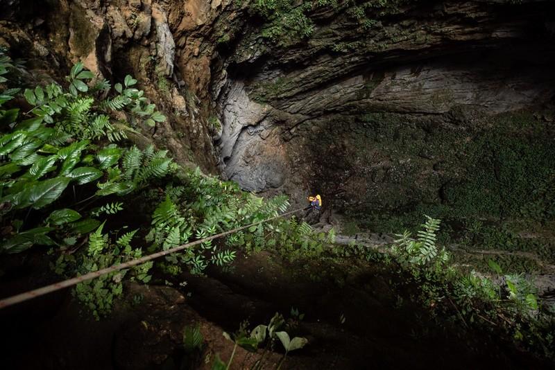 Phát hiện 57 hang động mới tại Quảng Bình - ảnh 3