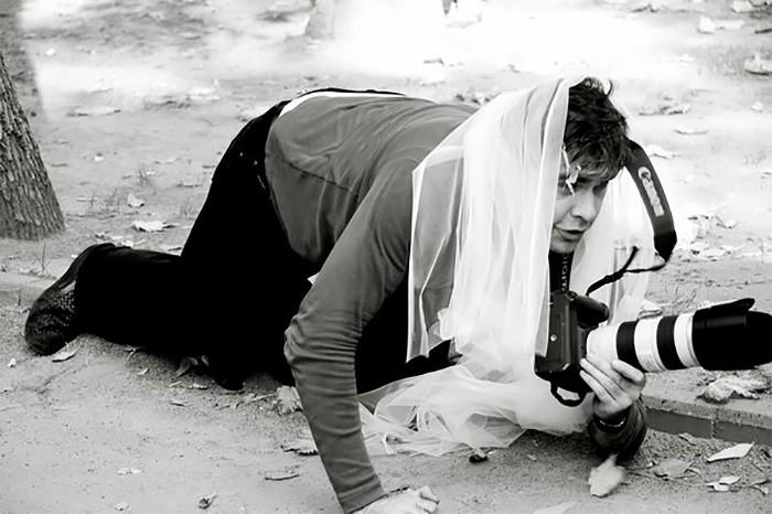 Chùm ảnh minh chứng chụp ảnh cưới là nghề khổ nhất năm - ảnh 21