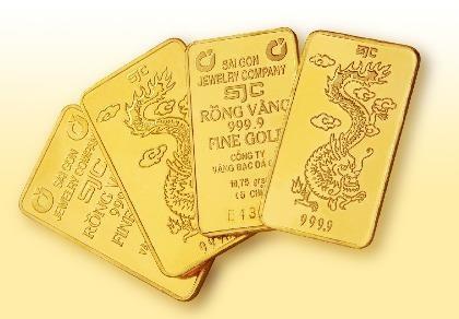 Giá vàng trong nước tăng chóng mặt - ảnh 1