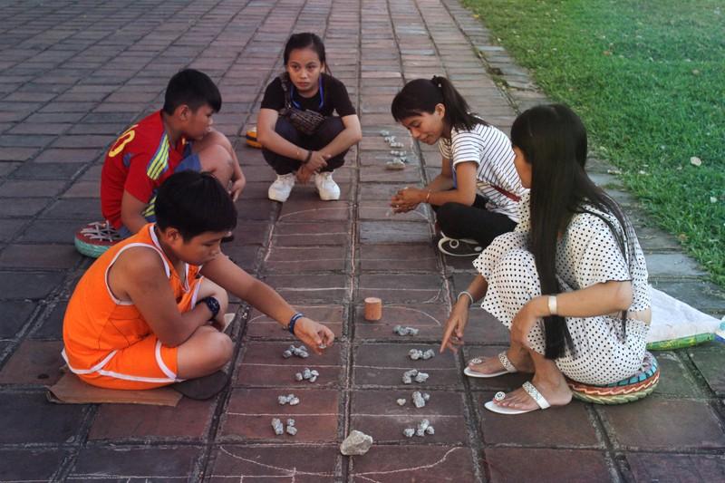 Sân chơi tái chế trong thành phố - ảnh 1