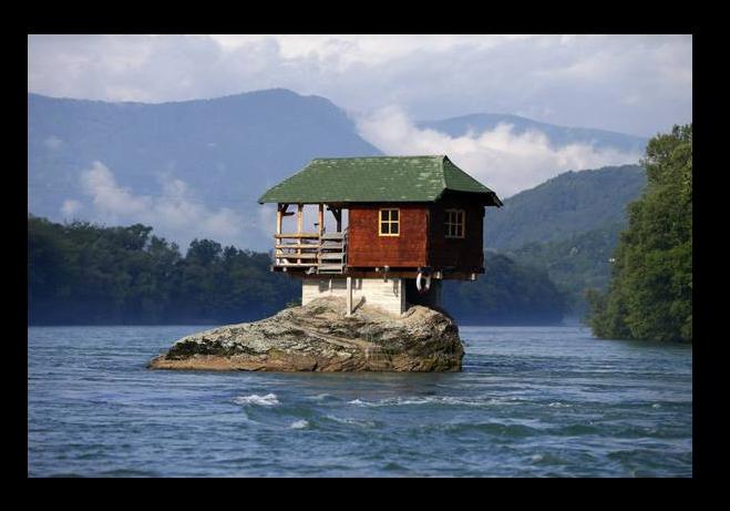 10 ngôi nhà kỳ lạ nhất thế giới - ảnh 6