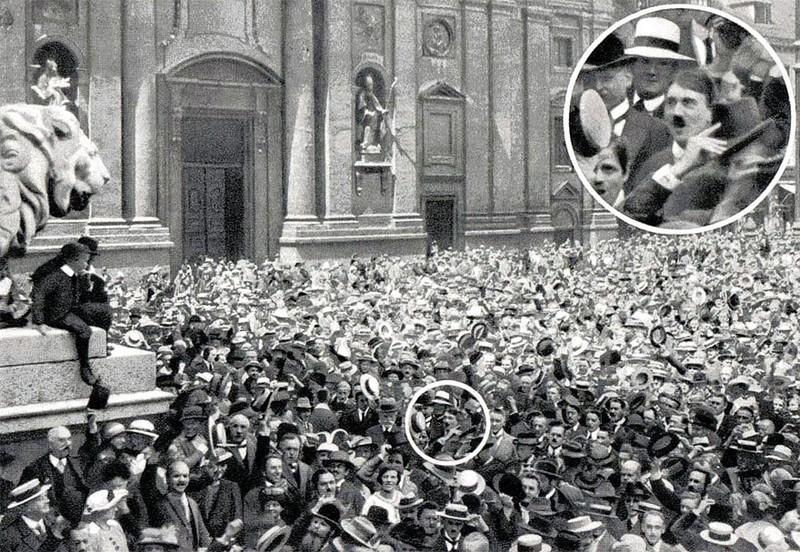 Những bức ảnh lịch sử nổi tiếng ít người biết đến - ảnh 13