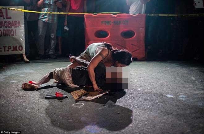 La liệt người chết sau chiến dịch truy quét ma túy tại Philippines - ảnh 6