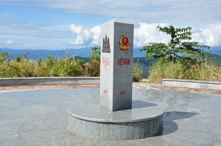 Tận mục những cột mốc biên giới đáng chinh phục nhất Việt Nam - ảnh 5