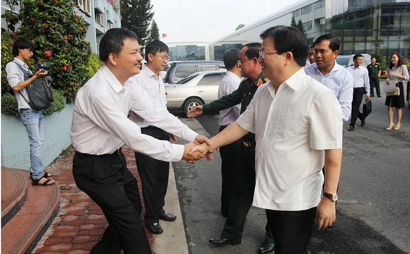 Phó Thủ tướng kiểm tra thực địa tại Cảng Hàng không Tân Sơn Nhất - ảnh 2