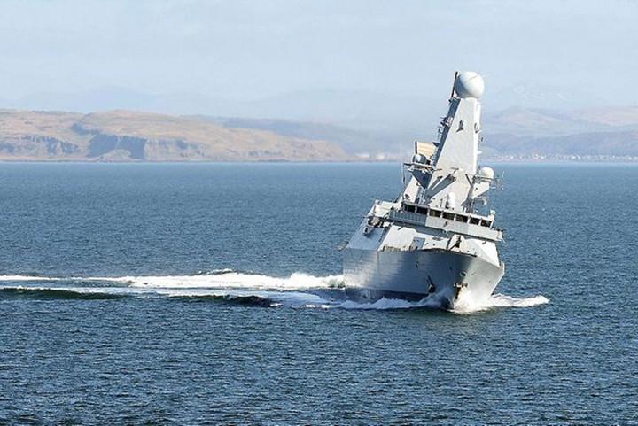 Tàu khu trục lớp Type 45: Chiến hạm phòng không mạnh nhất của Anh - ảnh 10