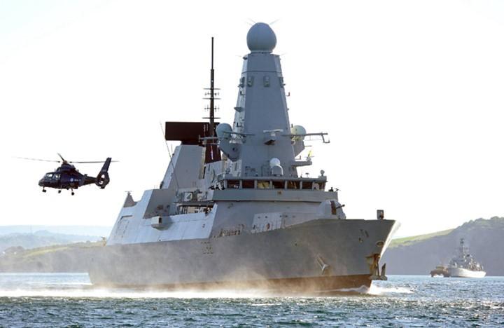 Tàu khu trục lớp Type 45: Chiến hạm phòng không mạnh nhất của Anh - ảnh 5