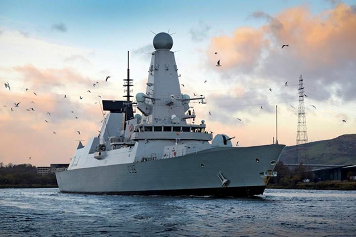 Tàu khu trục lớp Type 45: Chiến hạm phòng không mạnh nhất của Anh - ảnh 6