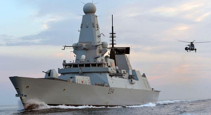Tàu khu trục lớp Type 45: Chiến hạm phòng không mạnh nhất của Anh - ảnh 8